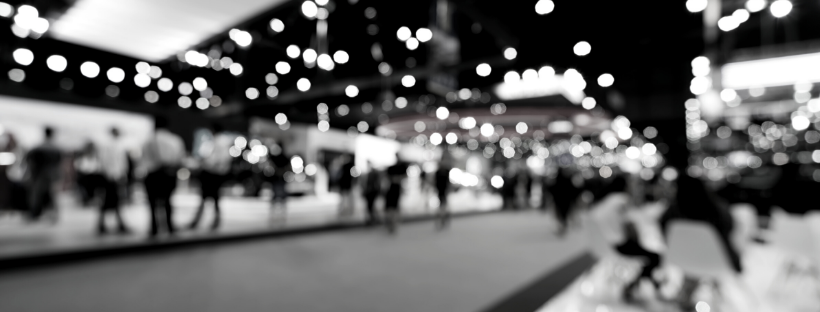 Beauty wholesalers at trade exhibition mystery shopping service